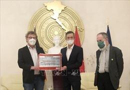 Đảng Cộng sản Đức chung tay ủng hộ đồng bào miền Trung Việt Nam