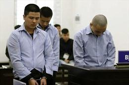 Tuyên án tử hình 3 bị cáo giết lái xe taxi