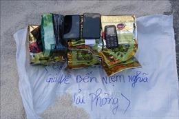 Bắt nữ đối tượng 'ngụy trang' 6 kg ma túy đátrong bao gạo