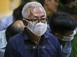 'Đại án'Ngân hàng Đông Á: Trần Phương Bình lần thứ 2 nhận án chung thân
