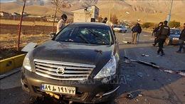 Thổ Nhĩ Kỳ lênán vụ ám sát nhà khoa học hạt nhân hàng đầu của Iran