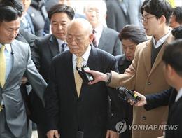 Cựu Tổng thống Hàn Quốc Chun Doo-hwan nhận án phạt tù