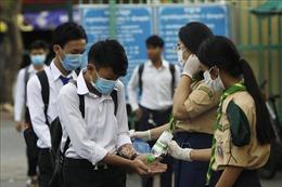Các tỉnh Campuchia giáp biên giới Thái Lan cân nhắc hoãn mở cửa lại trường học