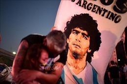 Thu giữ hồ sơ y tế để điều tra về cái chết của huyền thoại bóng đá Maradona