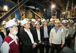 Phó Thủ tướng Trương Hòa Bình kiểm tra tiến độ Nhà máy Nhiệt điện Thái Bình 2