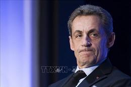 Pháp: Công tố viên đề nghị án tù đối với cựu Tổng thống Nicolas Sarkozy