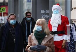 Diễn biến dịch COVID-19 khó lường ở châu Âu khi Giáng sinh cận kề