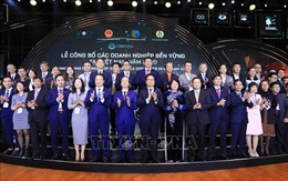 Công bố Top 100 doanh nghiệp phát triển bền vững tại Việt Nam