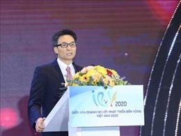 Thúc đẩy cộng đồng doanh nghiệp Việt Namphát triển bền vững