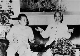 Chủ tịch Kaysone Phomvihane - Người đặt nền móng cho mối quan hệ son sắt Việt - Lào