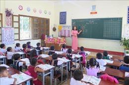 Tăng cường dạy tiếng Việt cho học sinh dân tộc thiểu số