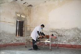 Ninh Bình: Trạm y tế xã xuống cấp không bảo đảm khám, chữa bệnh