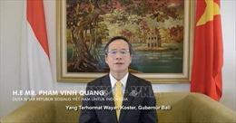 Thúc đẩy quan hệ hữu nghị Việt Nam - Indonesia