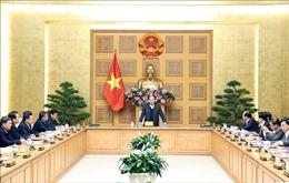 Thủ tướng làm việc với các địa phương về phát triển kinh tế - xã hội