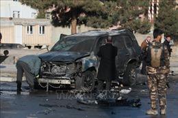 Ít nhất 7 người thiệt mạng trong hai vụ đánh bom tại Afghanistan