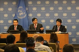 Việt Nam hoàn thành tốt trách nhiệm tại Hội đồng Bảo an Liên hợp quốc năm 2020