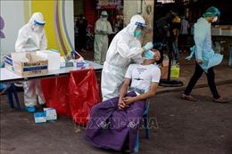 Thái Lan không cho phép bệnh nhân COVID-19 điều trị tại nhà