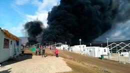 Hỏa hoạn tại trung tâm người tị nạn tại Bosnia và Herzegovina