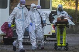Số ca mắc mới COVID-19 tăng vọt, CH Séc gia hạn tình trạng khẩn cấp