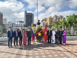 Kỷ niệm 76 năm ngày thành lập Quân đội Nhân dân Việt Nam tại Venezuela