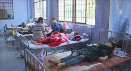 60 công nhân ở Trà Vinh nhập viện sau bữa trưa