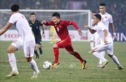 Giao hữu bóng đá giữa đội tuyển Quốc gia và U22 Việt Nam