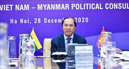 Tham khảo chính trị thường niên cấp Thứ trưởng Ngoại giao Việt Nam-Myanmar lần thứ 9