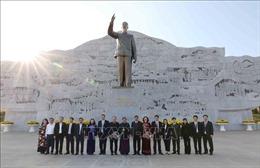 Gặp mặt kỷ niệm 75 năm Ngày tổng tuyển cử đầu tiên tại Sơn La