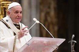 Giáo hoàng hoan nghênh thỏa thuận ngừng bắn giữa Israel và Palestine