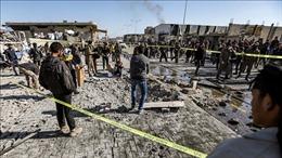 Xung đột ở Syria làm ít nhất 6.800 người thiệt mạng trong năm 2020