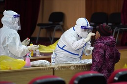 Trung Quốc ghi nhận ca đầu tiên nhiễm biến thể SARS-CoV-2 phát hiện tại Anh