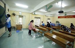 Nhiều địa phương cho học sinh nghỉ học để phòng, chống dịch COVID-19