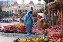 TP Hồ Chí Minh: Đón Tết giãn cách để mong an lành
