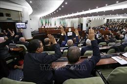 Tổng thống Algeria tuyên bố giải tán Quốc hội, tổ chức bầu cử lập pháp sớm