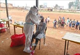 Châu Phi ghi nhận trên 3,34 triệu ca mắc, 100.000 ca tử vong do COVID-19