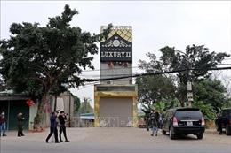 Khởi tố bị can trong vụ trọng án tại quán karaoke làm 3 người chết, 5 người bị thương