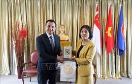 Jordan muốn thúc đẩy hợp tác đầu tư, thương mại với Việt Nam