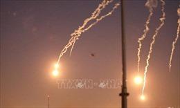 Mỹ phản ứng trước loạt vụ tấn công bằng tên lửa tại Iraq