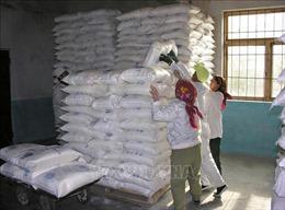 WFP cảnh báo có thể ngừng hoạt động ở Triều Tiên