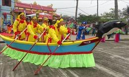 Đặc sắc Lễ hội Cầu Ngư của người dân vùng biển Cảnh Dương