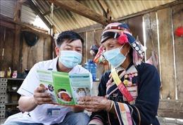 Chăm sóc sức khỏe người dân vùng biên Lai Châu