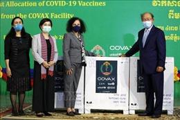 Lào sẽ tiêm vaccine ngừa COVID-19 cho 150.000 nhân viên y tế