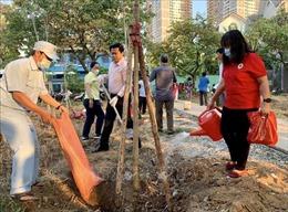 TP Hồ Chí Minh quyết tâm chống biến đổi khí hậu, bảo vệ môi trường