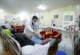 Bảo đảm an toàn và hiệu quả điều trị cho người mắc bệnh thận mạn trong dịch COVID-19