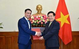 Bổ nhiệm ông Đặng Hoàng Giang giữ chức Thứ trưởng Bộ Ngoại giao