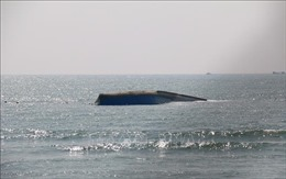 Lên phương án trục vớt tàu chìm ở Mũi Né, Bình Thuận