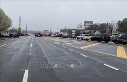Bắt giữ một nghi phạm liên quan các vụ xả súng ở Atlanta, Mỹ