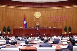 Lãnh đạo Đảng ta gửi điện mừng tới lãnh đạo Nhà nước, Chính phủ và Quốc hội Lào