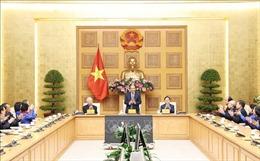Thủ tướng Nguyễn Xuân Phúc gặp mặt các thế hệ cán bộ Đoàn Thanh niên