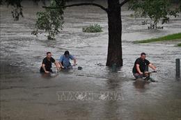 Australia ứng phó với lũ lụt nghiêm trọng